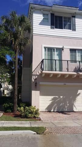 535 NW 39th Circle #535, Boca Raton, FL 33431 (MLS #RX-10567850) :: The Paiz Group