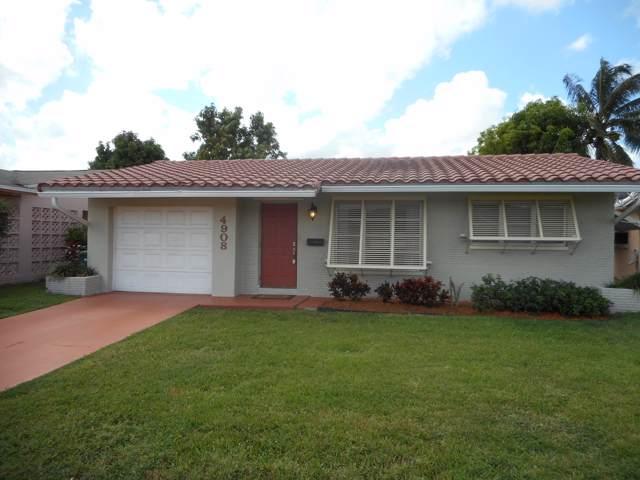 4908 NW 52nd Court, Tamarac, FL 33319 (MLS #RX-10567960) :: Berkshire Hathaway HomeServices EWM Realty
