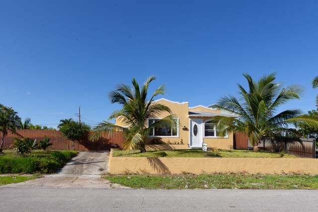 417 Nathan Hale Road, West Palm Beach, FL 33405 (#RX-10567977) :: Ryan Jennings Group