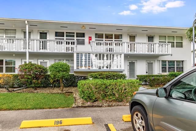 204 Berkshire J #204, West Palm Beach, FL 33417 (#RX-10567995) :: Ryan Jennings Group