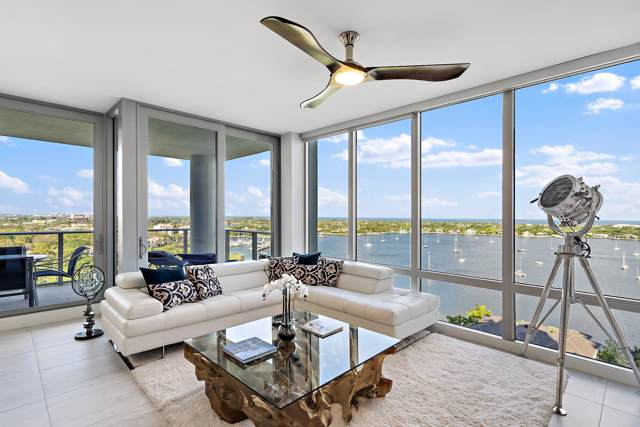 1 Water Club Way 1402-N, North Palm Beach, FL 33408 (#RX-10568000) :: Ryan Jennings Group