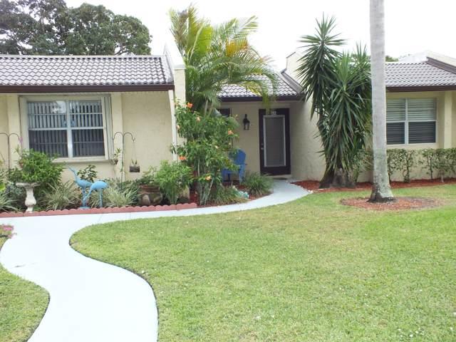 202 Lake Constance Drive #202, West Palm Beach, FL 33411 (#RX-10568060) :: Ryan Jennings Group