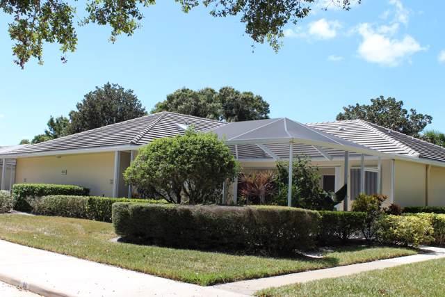 1251 NW Sun Terrace Circle Apt B, Port Saint Lucie, FL 34986 (#RX-10568070) :: Ryan Jennings Group