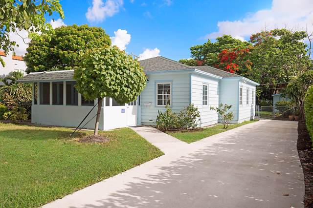 309 Edgewood Drive, West Palm Beach, FL 33405 (#RX-10568154) :: Ryan Jennings Group