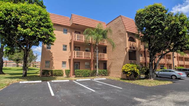 9761 Sunrise Lakes Boulevard #101, Sunrise, FL 33322 (MLS #RX-10568156) :: The Paiz Group