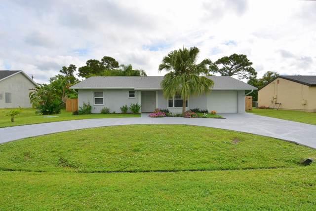 2157 SE Floresta Drive, Port Saint Lucie, FL 34984 (MLS #RX-10568212) :: Berkshire Hathaway HomeServices EWM Realty