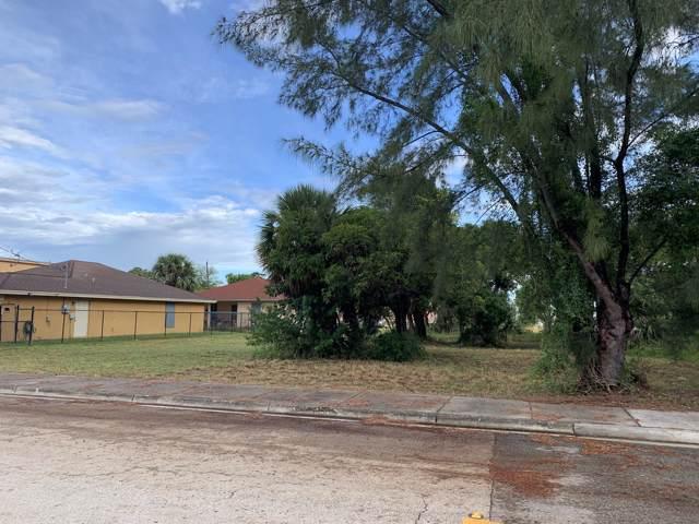 0 W 9th Street, Riviera Beach, FL 33404 (MLS #RX-10568238) :: Berkshire Hathaway HomeServices EWM Realty