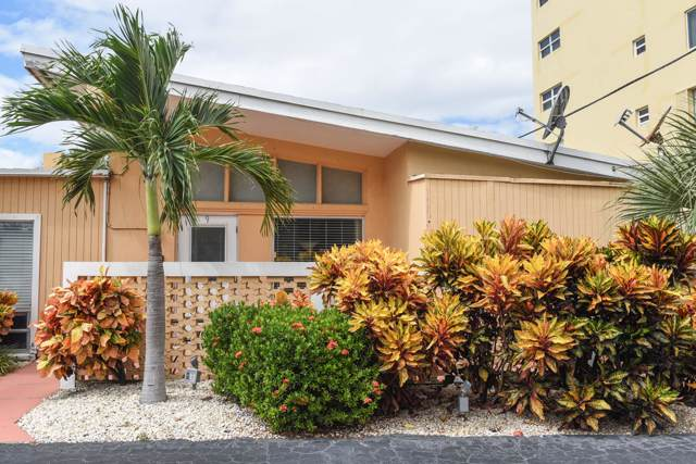 605 N Riverside Drive #9, Pompano Beach, FL 33062 (#RX-10568243) :: Ryan Jennings Group