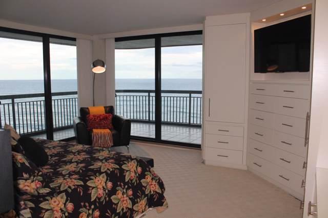 5380 N Ocean Drive 10J, Singer Island, FL 33404 (#RX-10568330) :: Ryan Jennings Group