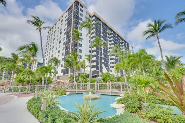 3400 S Ocean Boulevard 10C, Highland Beach, FL 33487 (#RX-10568341) :: Ryan Jennings Group