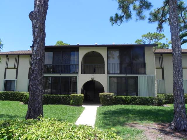 208 Pine Hov Circle A-2, Greenacres, FL 33463 (#RX-10568378) :: Ryan Jennings Group