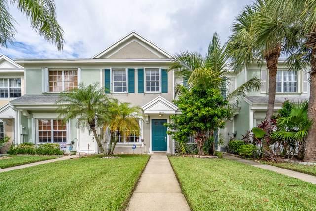 7809 Dixie Beach Circle, Tamarac, FL 33321 (MLS #RX-10568382) :: Castelli Real Estate Services