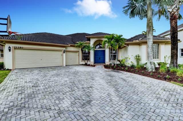 21280 Rock Ridge Drive, Boca Raton, FL 33428 (#RX-10568421) :: Ryan Jennings Group