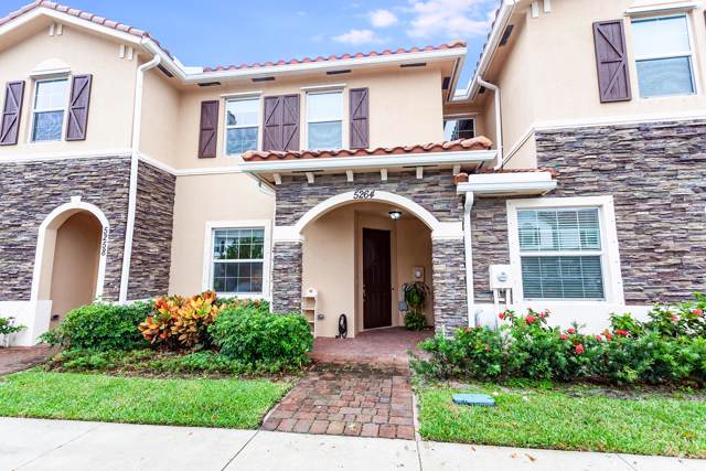 5264 Ellery Terrace, West Palm Beach, FL 33417 (#RX-10568463) :: Ryan Jennings Group