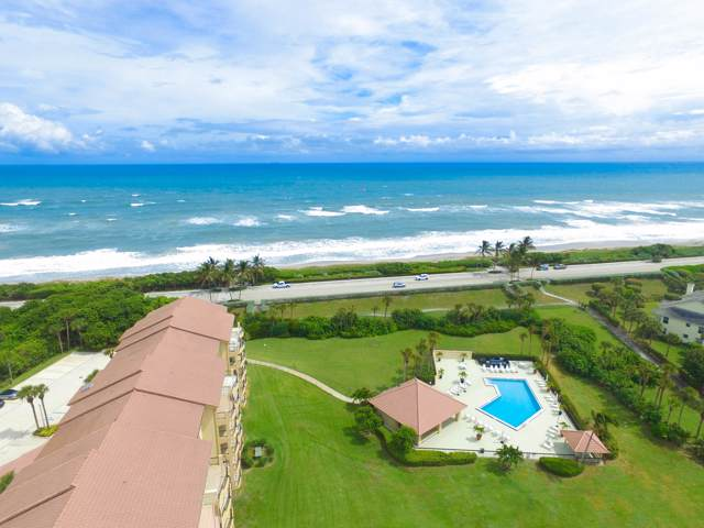 201 Ocean Bluffs Boulevard #103, Jupiter, FL 33477 (MLS #RX-10568470) :: Berkshire Hathaway HomeServices EWM Realty
