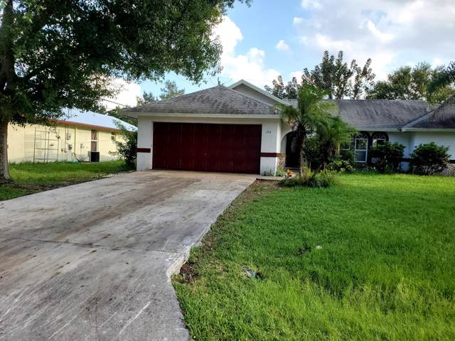 364 SW Todd Avenue, Port Saint Lucie, FL 34983 (#RX-10568496) :: Ryan Jennings Group