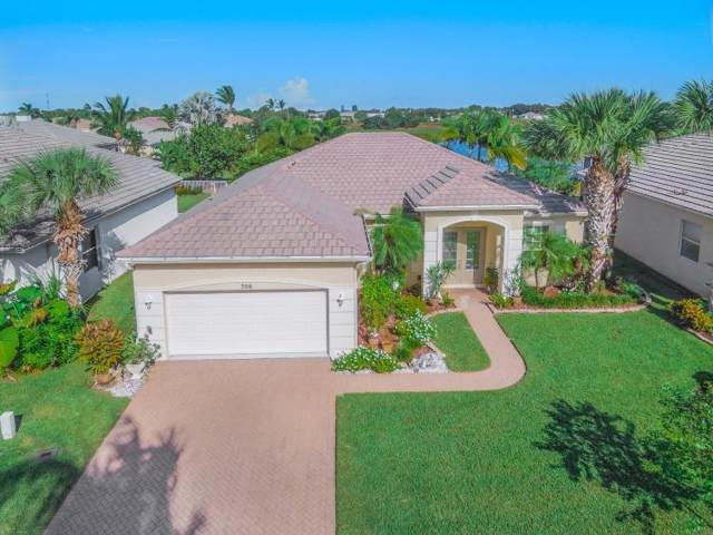 706 SW Myakka River Trace, Saint Lucie West, FL 34986 (MLS #RX-10568525) :: The Nolan Group of RE/MAX Associated Realty