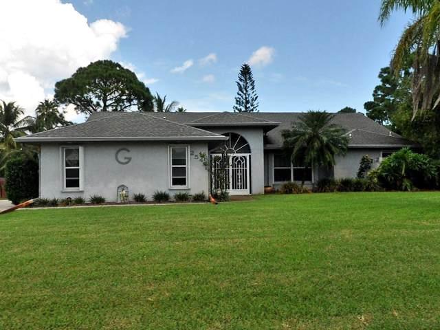 2542 SE Hamden Road, Port Saint Lucie, FL 34952 (MLS #RX-10568537) :: The Jack Coden Group