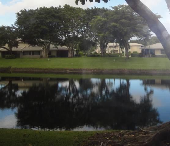 1 Westgate Lane #A, Boynton Beach, FL 33436 (#RX-10568640) :: Ryan Jennings Group