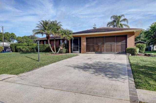 297 SW Grove Av Avenue, Port Saint Lucie, FL 34953 (#RX-10568715) :: Ryan Jennings Group