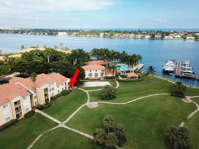 145 Yacht Club Way #102, Hypoluxo, FL 33462 (MLS #RX-10568717) :: Castelli Real Estate Services