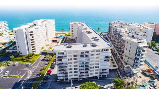 3570 S Ocean Boulevard #312, South Palm Beach, FL 33480 (#RX-10568790) :: Ryan Jennings Group