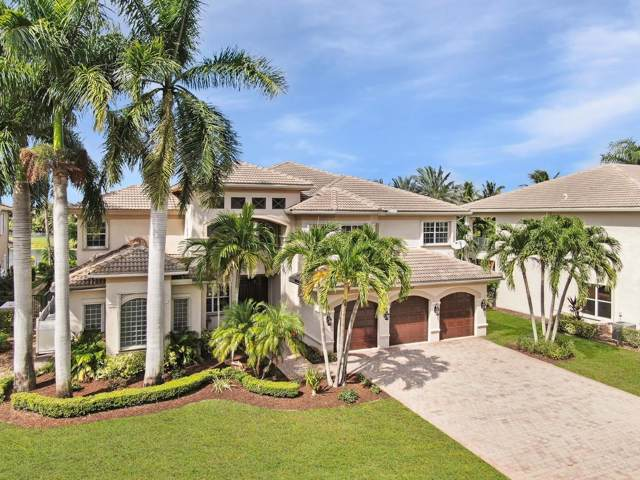 8748 Baystone Cove, Boynton Beach, FL 33473 (#RX-10568838) :: Ryan Jennings Group