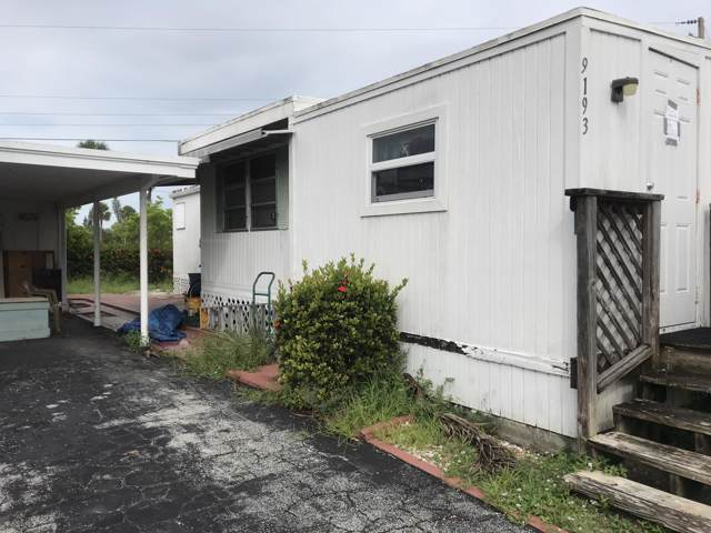 9193 Highpoint Drive, West Palm Beach, FL 33403 (MLS #RX-10568852) :: Laurie Finkelstein Reader Team