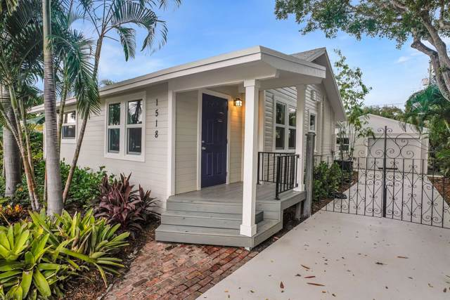 1518 N Ocean Breeze, Lake Worth Beach, FL 33460 (MLS #RX-10568893) :: Laurie Finkelstein Reader Team