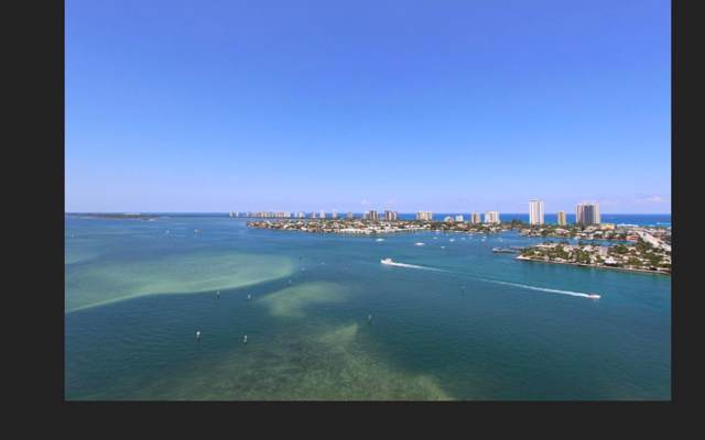 2650 Lake Shore Drive #505, Riviera Beach, FL 33404 (#RX-10568945) :: Ryan Jennings Group