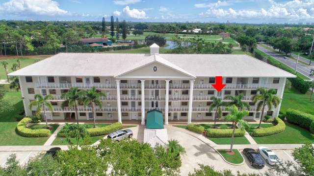 6061 Balboa Circle #305, Boca Raton, FL 33433 (MLS #RX-10568987) :: Laurie Finkelstein Reader Team
