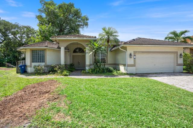 4111 NW 66th Terrace, Coral Springs, FL 33067 (#RX-10569009) :: Ryan Jennings Group
