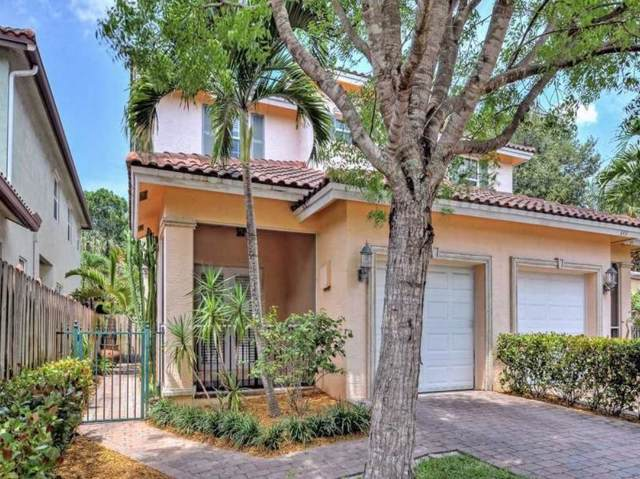 851 SW 11 Court, Fort Lauderdale, FL 33315 (#RX-10569038) :: Ryan Jennings Group