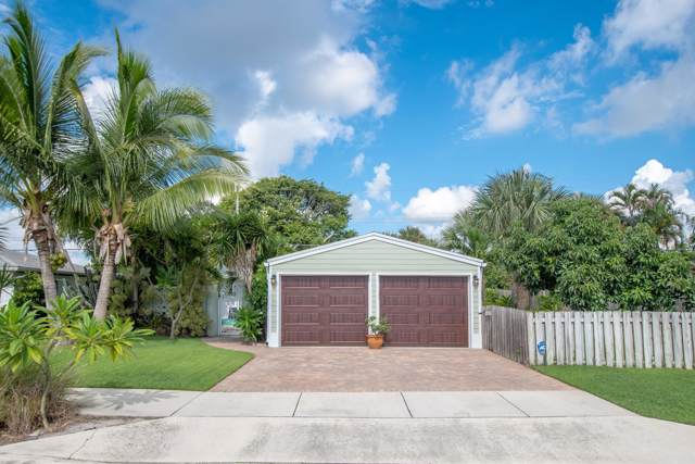 1629 N Palmway, Lake Worth, FL 33460 (MLS #RX-10569065) :: Laurie Finkelstein Reader Team