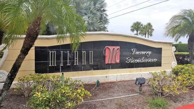 1727 Village Boulevard #308, West Palm Beach, FL 33409 (MLS #RX-10569079) :: The Jack Coden Group