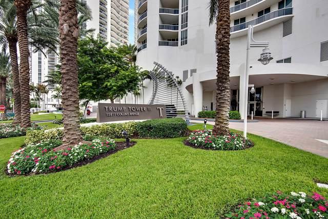15811 Collins Avenue #504, Sunny Isles Beach, FL 33160 (#RX-10569080) :: Ryan Jennings Group