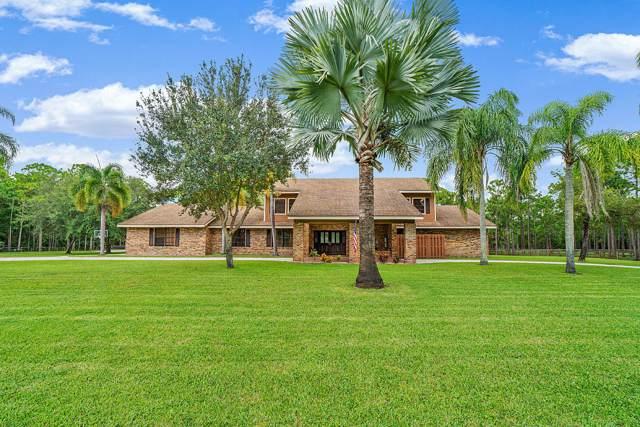 13677 Caloosa Boulevard, Palm Beach Gardens, FL 33418 (MLS #RX-10569092) :: The Jack Coden Group
