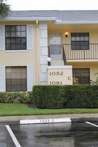 1092 Keystone Drive C, Jupiter, FL 33458 (MLS #RX-10569134) :: The Paiz Group