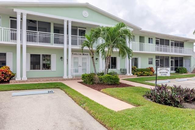 2100 NE 38th Street #244, Lighthouse Point, FL 33064 (MLS #RX-10569162) :: Castelli Real Estate Services