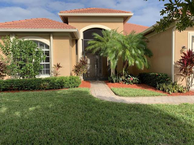 366 NW Sheffield Circle, Port Saint Lucie, FL 34983 (#RX-10569167) :: Ryan Jennings Group