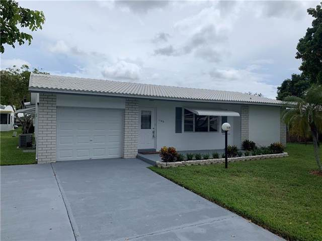 1180 NW 89th Way, Plantation, FL 33322 (MLS #RX-10569175) :: Best Florida Houses of RE/MAX