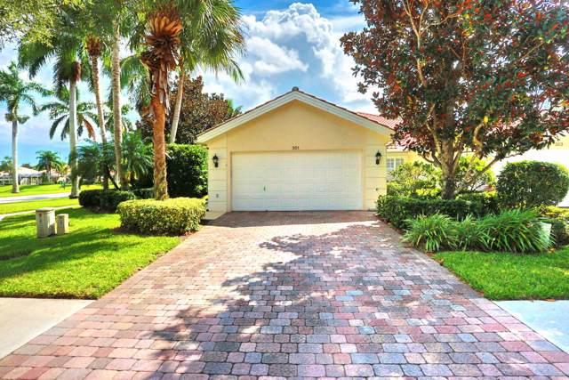 301 Aegean Road, Palm Beach Gardens, FL 33410 (MLS #RX-10569185) :: The Jack Coden Group