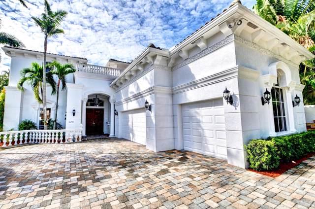 16710 Senterra Drive, Delray Beach, FL 33484 (MLS #RX-10569186) :: Best Florida Houses of RE/MAX