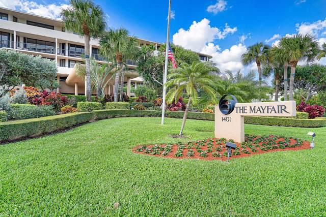 1401 S Ocean Boulevard #408, Boca Raton, FL 33432 (#RX-10569205) :: Ryan Jennings Group