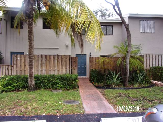 5178 S University Drive, Davie, FL 33328 (MLS #RX-10569209) :: Best Florida Houses of RE/MAX