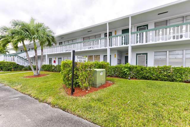 184 Oakridge L, Deerfield Beach, FL 33442 (MLS #RX-10569212) :: Castelli Real Estate Services