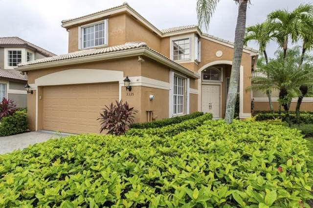 3335 NW 53rd Circle, Boca Raton, FL 33496 (MLS #RX-10569229) :: Best Florida Houses of RE/MAX