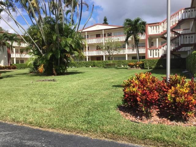 274 Brighton G, Boca Raton, FL 33434 (MLS #RX-10569241) :: Best Florida Houses of RE/MAX