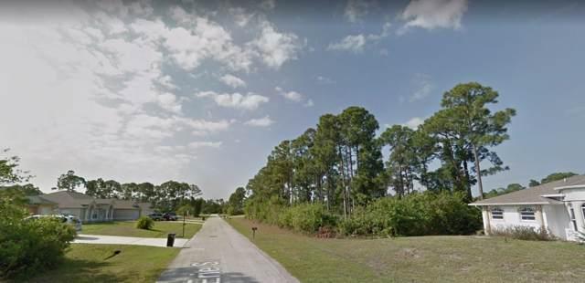 1741 SW Erie Street, Port Saint Lucie, FL 34953 (#RX-10569303) :: Ryan Jennings Group