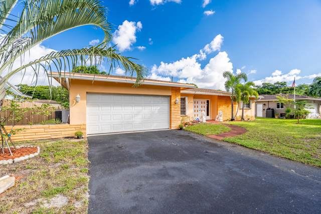 5261 SW 8th Street, Plantation, FL 33317 (MLS #RX-10569323) :: Best Florida Houses of RE/MAX